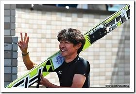 第14回札幌市長杯大倉山サマージャンプ大会 岡部孝信