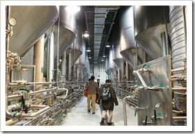 小樽ビール銭函醸造所見学