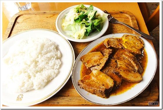 牛肉と野菜のドミニカ風煮込み ドミニカ料理とコーヒーの店 「Pa' Mi Casa (パ・ミ・カーサ)」
