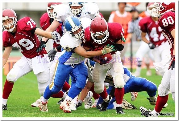 北海道高等学校アメリカンフットボール連盟選手権大会