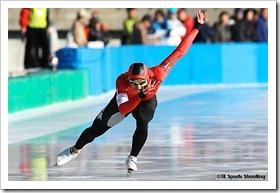 池田晋一朗 2010/2011 ジャパンカップスピードスケート競技会 第2戦