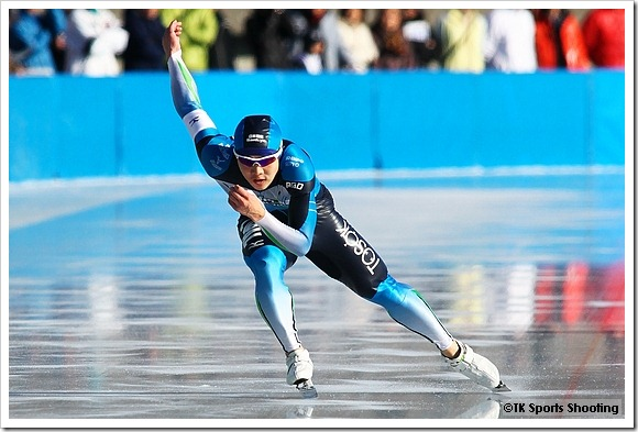 上條有司 2010/2011 ジャパンカップスピードスケート競技会 第2戦
