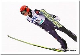 FISジャンプワールドカップレディース2014札幌大会 カリナ・フォークト