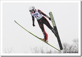 FISジャンプワールドカップレディース2014札幌大会 イリーナ・アバクモバ