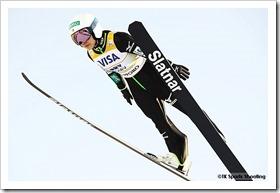 FISジャンプワールドカップレディース2017札幌大会 高梨沙羅