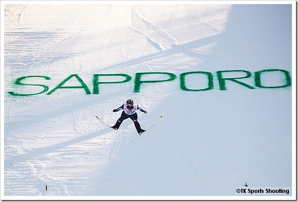 FISジャンプワールドカップレディース2017札幌大会 伊藤有希