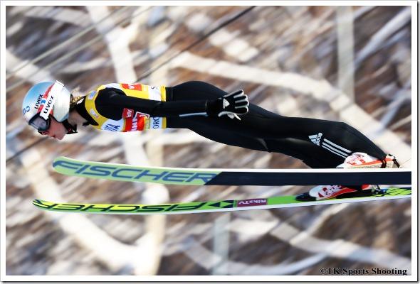 FISジャンプワールドカップレディース2018札幌大会 マーレン・ルンビ
