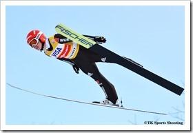 FISジャンプワールドカップレディース2018札幌大会 カタリナ・アルトハウス