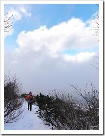 徳舜瞥山(1309M)登山