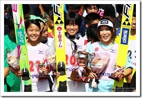 第31回札幌市長杯宮の森サマージャンプ大会