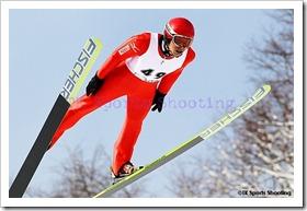 船木和喜 第38回HTBカップ国際スキージャンプ競技大会