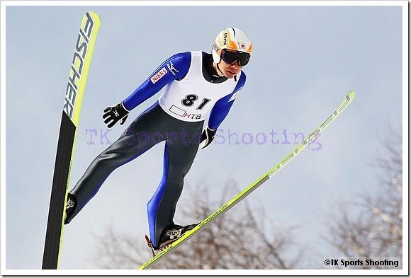 湯本史寿 第38回HTBカップ国際スキージャンプ競技大会