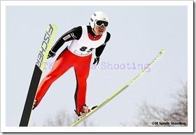 伊東大貴 第38回HTBカップ国際スキージャンプ競技大会