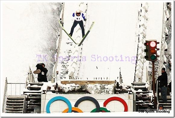 第38回HTB杯国際スキージャンプ競技大会