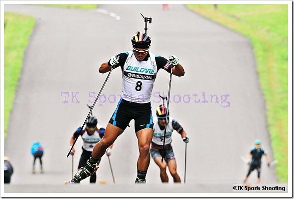 第26回サマーバイアスロン日本選手権大会