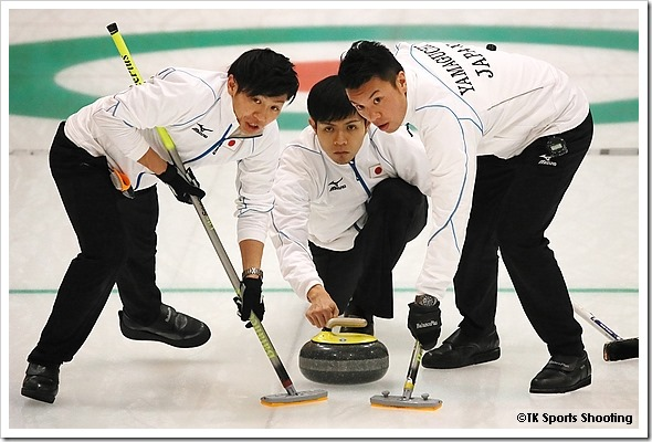 第8回札幌冬季アジア大会2日目