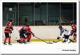 王子イーグルスvs東北フリーブレイズ アジアリーグアイスホッケー2012-2013