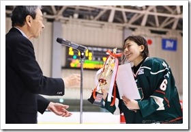第36回全日本女子アイスホッケー選手権大会(A)