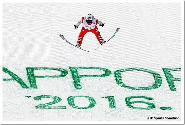 アンデシュ・ファンネメル:2016ジャンプW杯札幌大会個人第15戦
