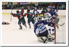 第31回全日本女子アイスホッケー選手権大会(Aグループ)