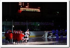 ASIA LEAGUE ICE HOCKEY2010-2011 X'mas Games in SAPPORO 1日目