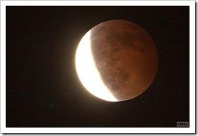 皆既月食2010