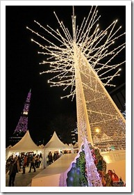 ミュンヘン・クリスマス市 in Sapporo 2011