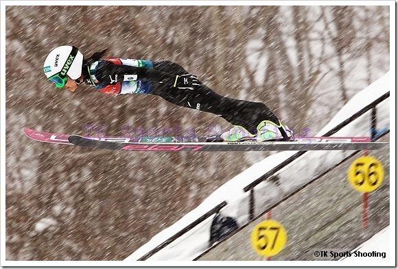 FISワールドカップジャンプレディース2013札幌大会