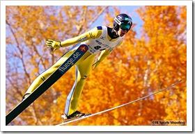 第94回全日本スキー選手権大会ジャンプラージヒル:小林陵侑