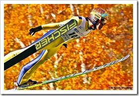 第94回全日本スキー選手権大会ジャンプラージヒル:葛西紀明