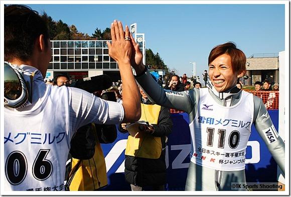 第94回全日本スキー選手権大会ジャンプラージヒル