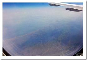 上空から見た東日本大震災被災地