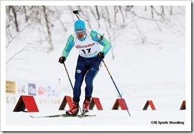 冬季アジア札幌大会 バイアスロン