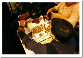 2011 クリスマス小樽ビール倶楽部@Leibspeise(ライブシュパイゼ)