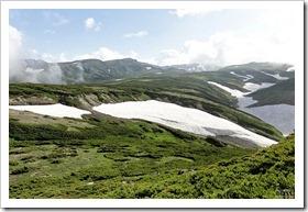 のんびり大雪山