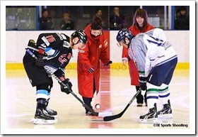 ASIA LEAGUE ICE HOCKEY2011-2012 X'mas Games in SAPPORO 1日目