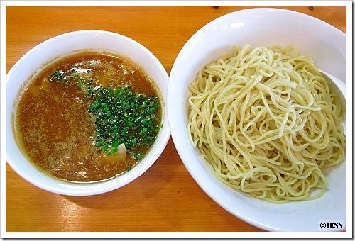 特濃つけ麺(麺屋菜々兵衛)