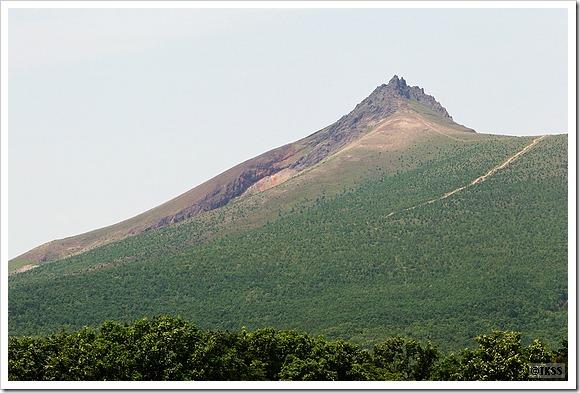 北海道駒ケ岳(1,131M)