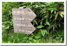 空沼岳(1251M)登山