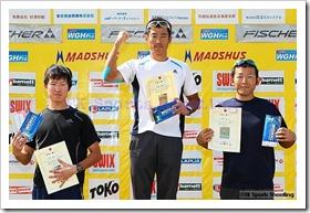 第22回サマーバイアスロン日本選手権大会 3日目