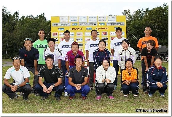 2010-2011年バイアスロン海外派遣選手