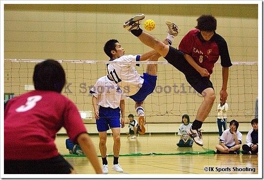 第13回北海道セパタクロー選手権大会