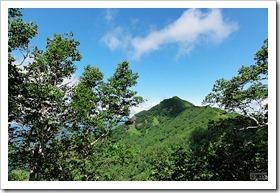 夕張岳登山