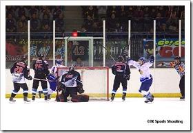 アジアリーグアイスホッケー2009-2010 プレーオフ決勝 第5戦