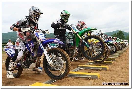 IB2 2009全日本モトクロス選手権第6戦北海道大会