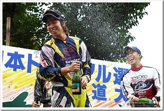 2009全日本トライアル選手権シリーズ第4戦 北海道大会