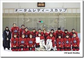 3位:Daishin(2009オータムレディースカップアイスホッケー大会)