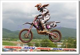 2010全日本モトクロス選手権シリーズ第6戦北海道大会