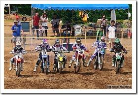 LX 2010全日本モトクロス選手権シリーズ第6戦北海道大会