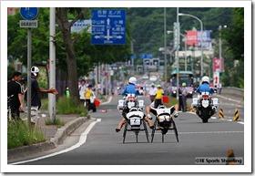 2010 はまなす全国車いすマラソン大会